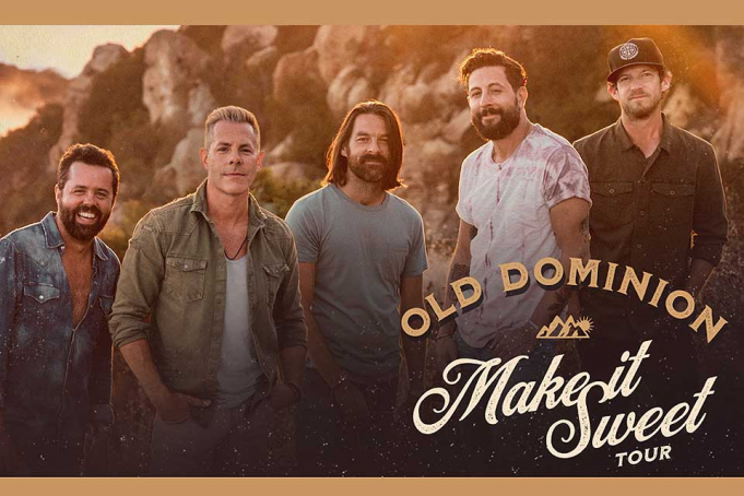 Old Dominion at Les Schwab Amphitheater